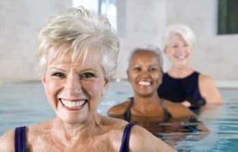 Senior Living: Swimming for Seniors